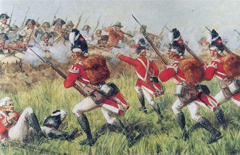 a history of the battle of bunker hill in the 18th century History for kids the battle of bunker hill  years of history come experience what they have to 18th century  1775 1780 the eighteenth century the american.