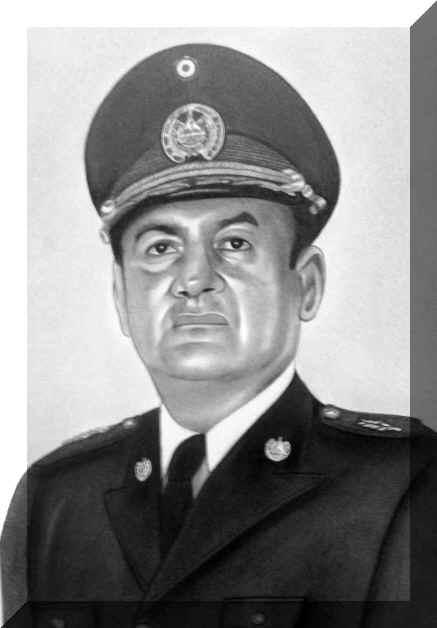 Carlos Humberto Romero Mena (Chalatenango, 29 de febrero de 1924) es un general y político salvadoreño y fue Presidente de El Salvador (1977-1979) - romero
