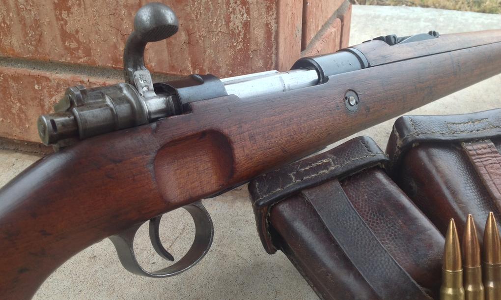 Mauser K98a : Germany (DEU)