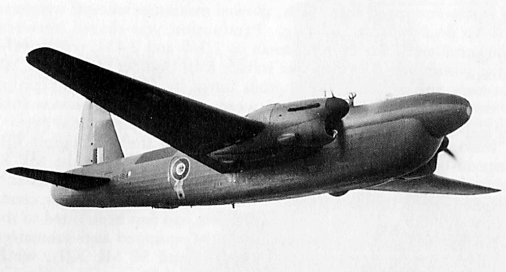 Vickers wellington b mk vi vickers united kingdom gbr