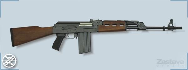 YUG - Zastava M77 B1 :: Rifles :: Firearms