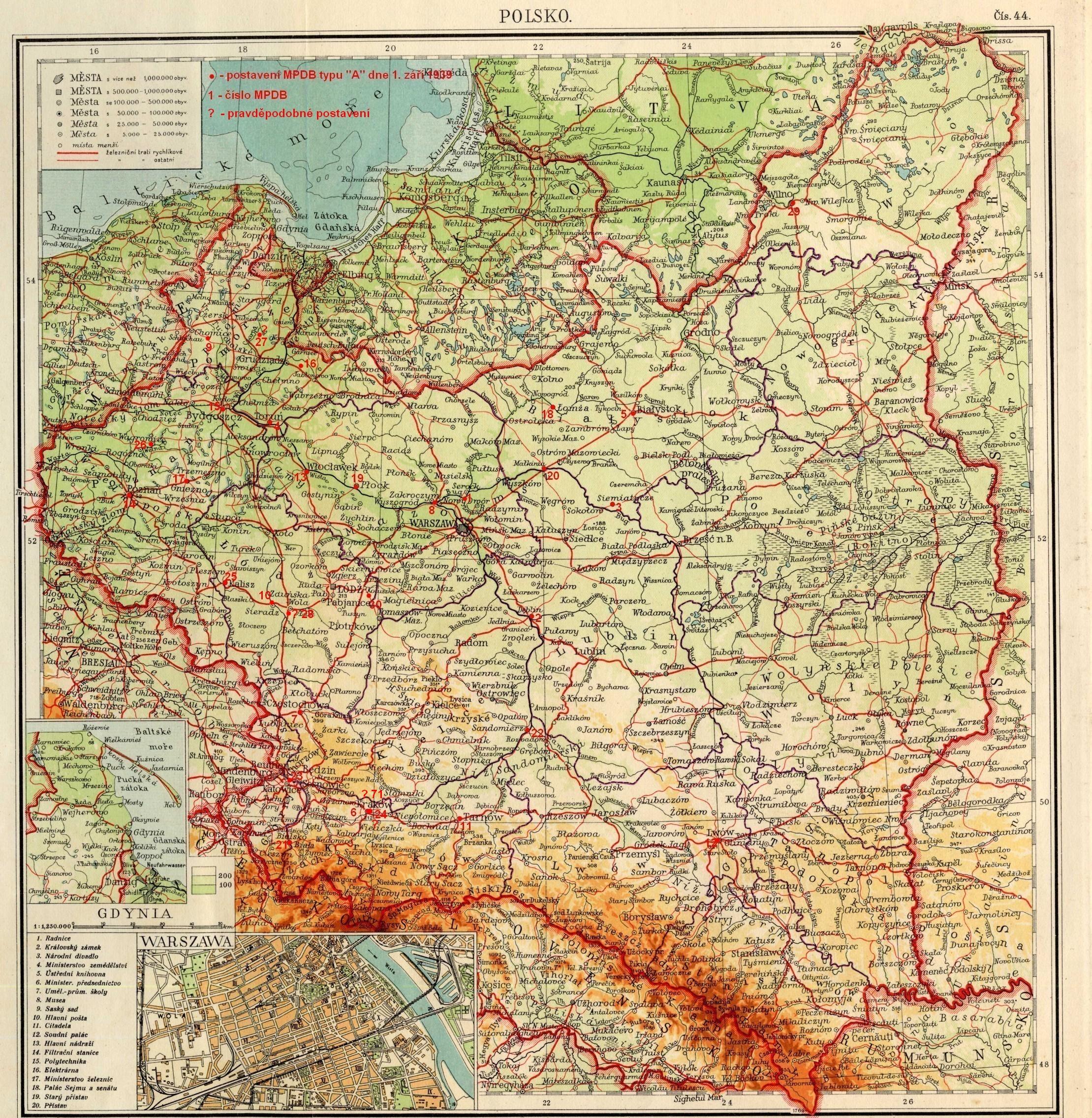 Mapa Polski Switchsecuritycompanies
