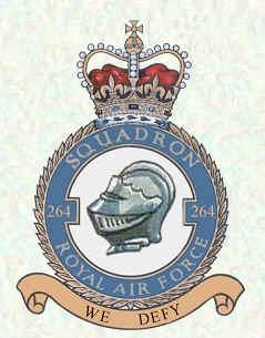 No. 264 Squadron RAF