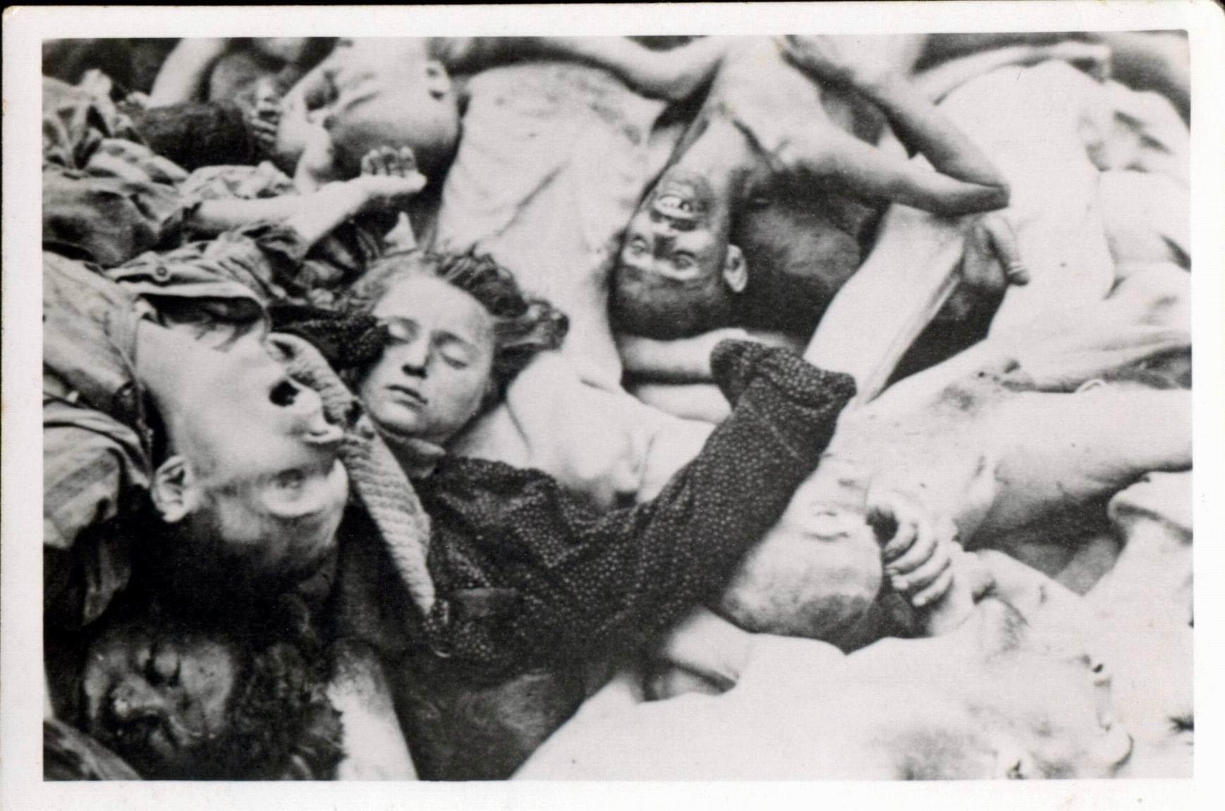 fotografie z Dachau