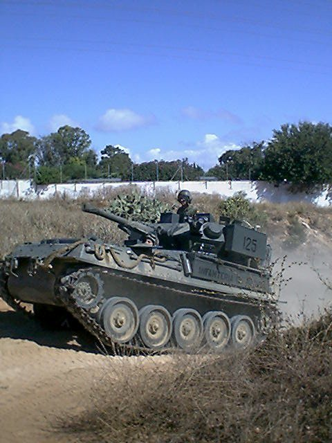FV 101 Scorpion : United Kingdom (GBR)