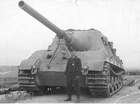 Jagdtiger Germany Deu