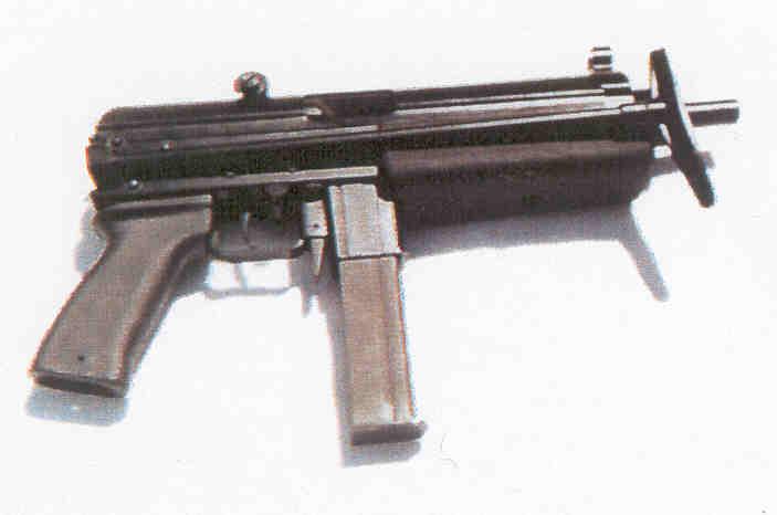 sk machine gun