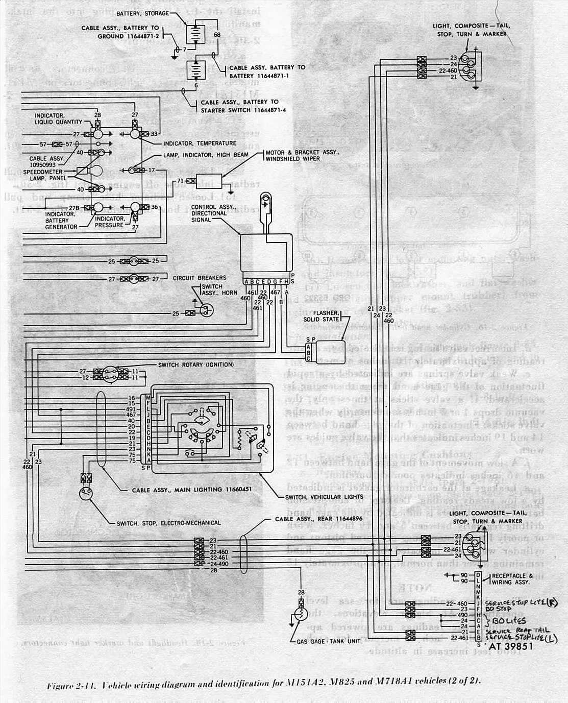 M151a1 Wiring Diagram Academy Ma Mutt Kit First Look Oreck Xl Switch Diagrams M151a2 Wire 2 M A