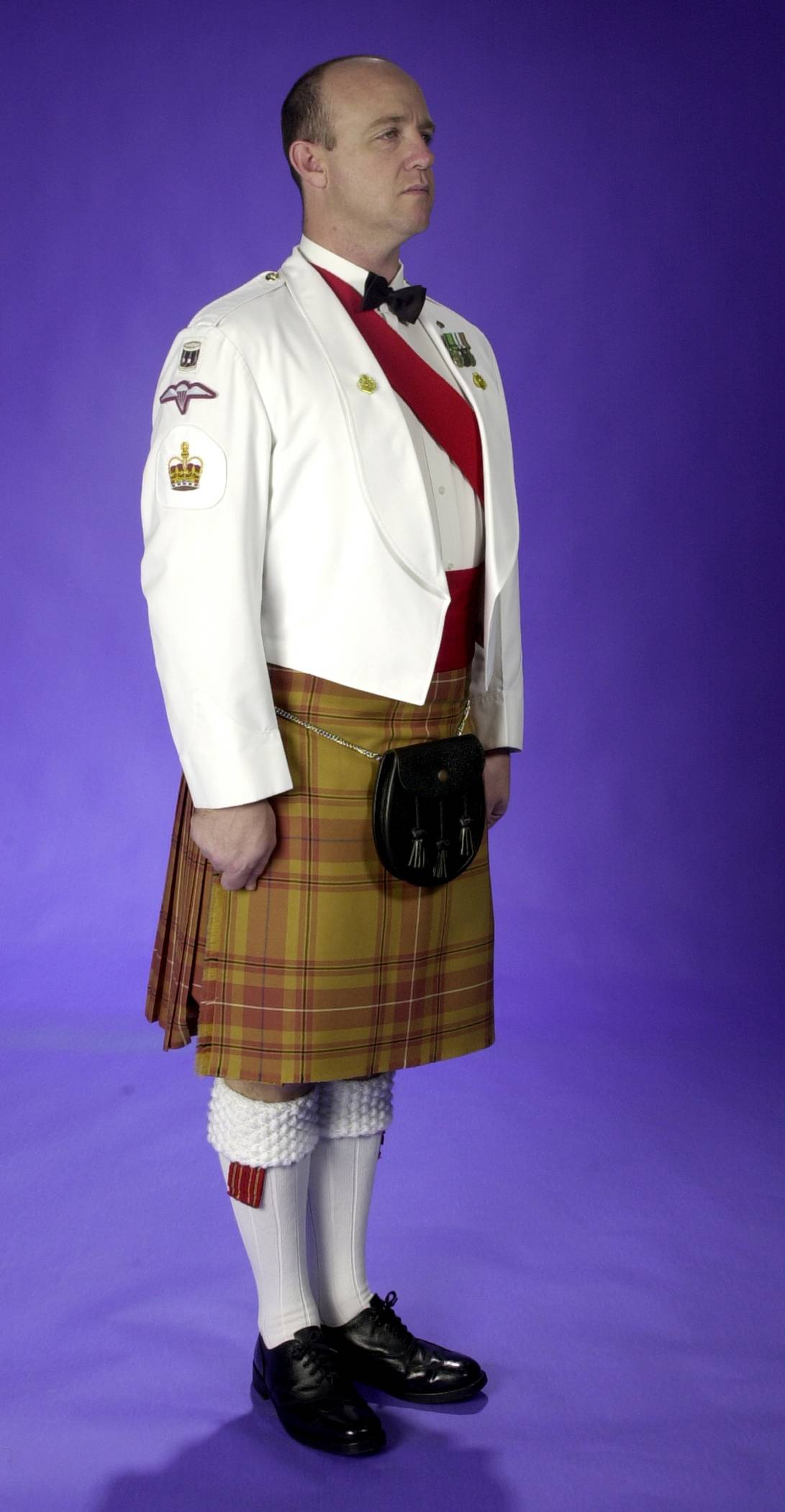 Scottish Mess Dress White Jacket (Společenskáuniforma) :: Australia (AUS) ...